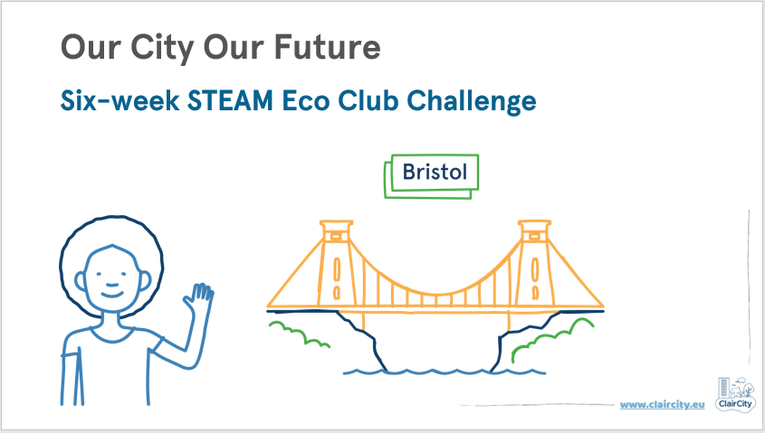 Our City Our Future: 6-Week STEAM Eco Club Challenge
