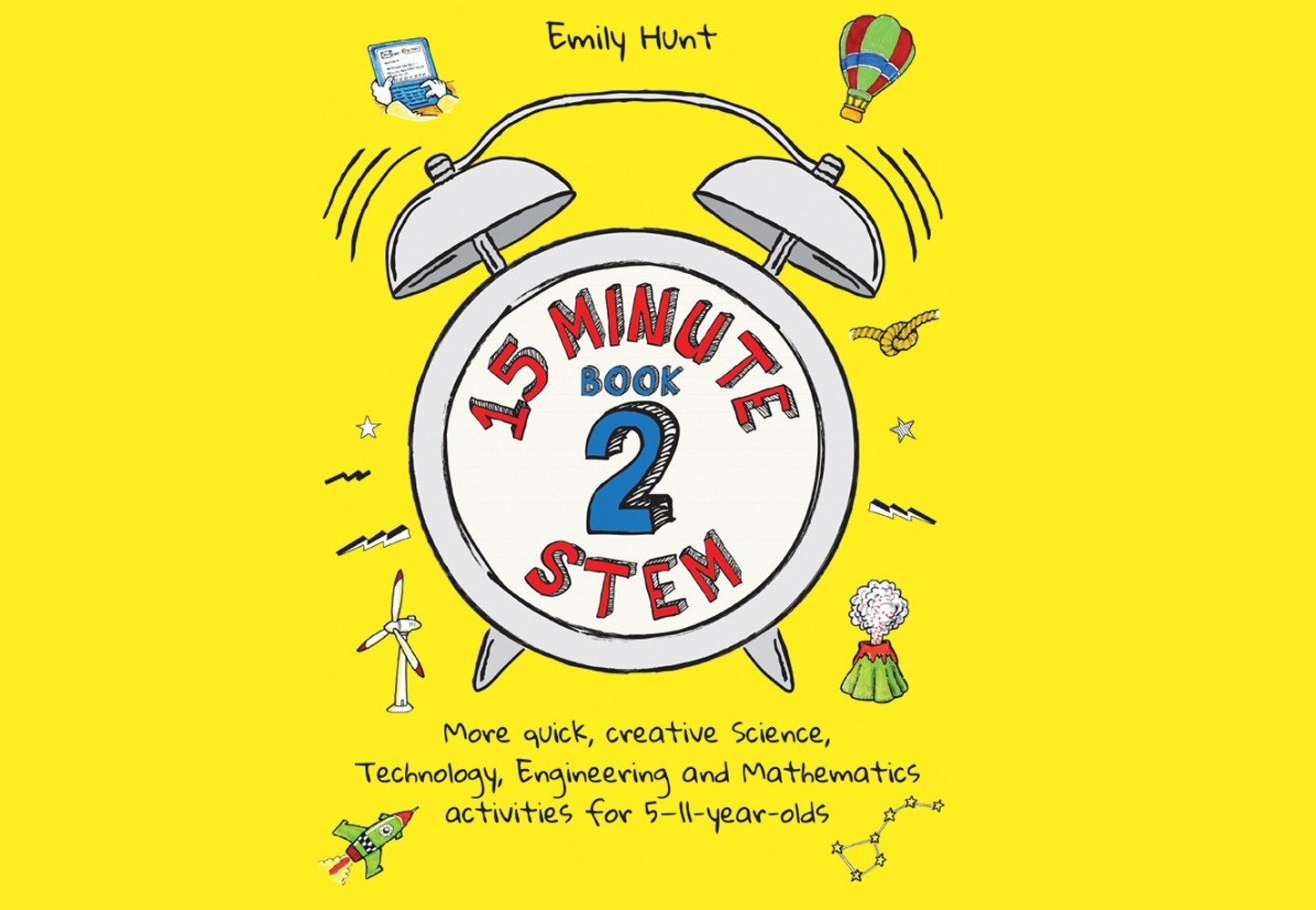 New 15 Minute STEM Book from Bristol-based Author