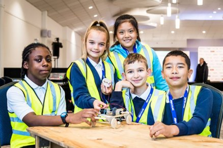 Creating a buzz with Primary Engineer