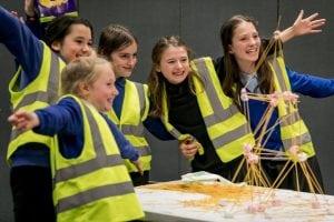 Launch of Bristol initiative to inspire kids in STEM!