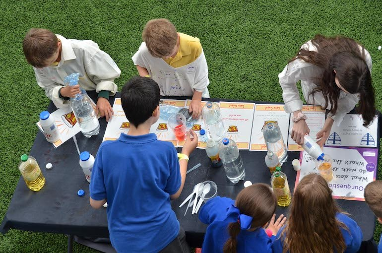 Get your Pupils Leading their own Investigations