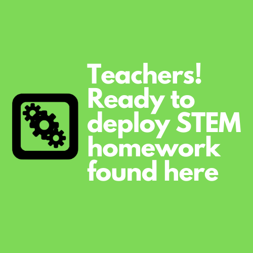 A compilation of fun STEM resources to set for home working