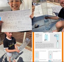 Bristol kids share their science!