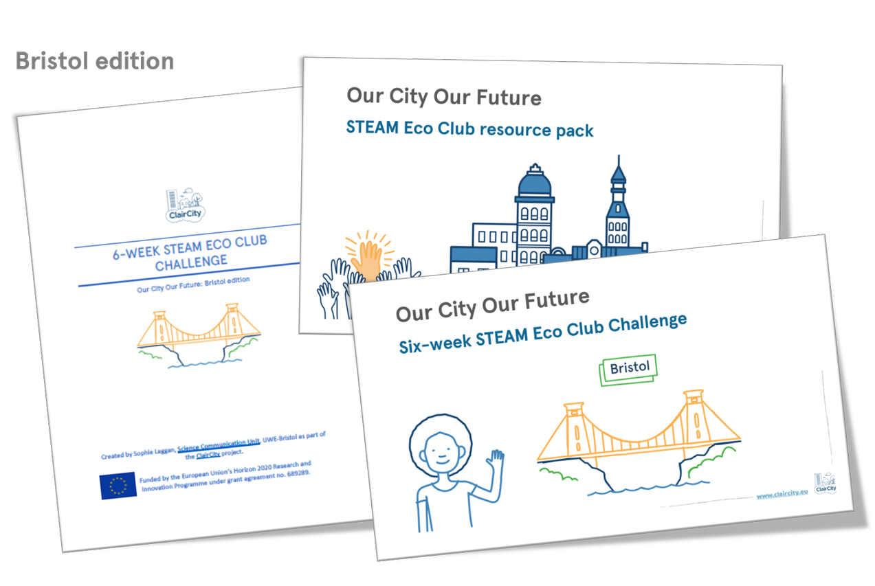 Our City Our Future: Exploring Clean Air and Climate Change