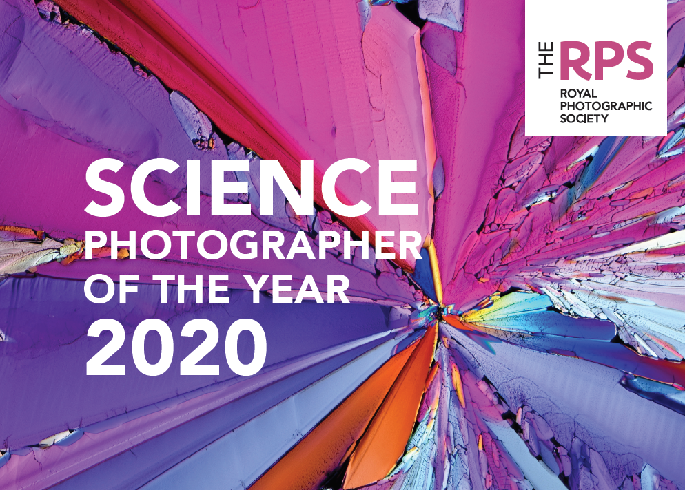 Science Photographer of the Year 2020 Open for Entries