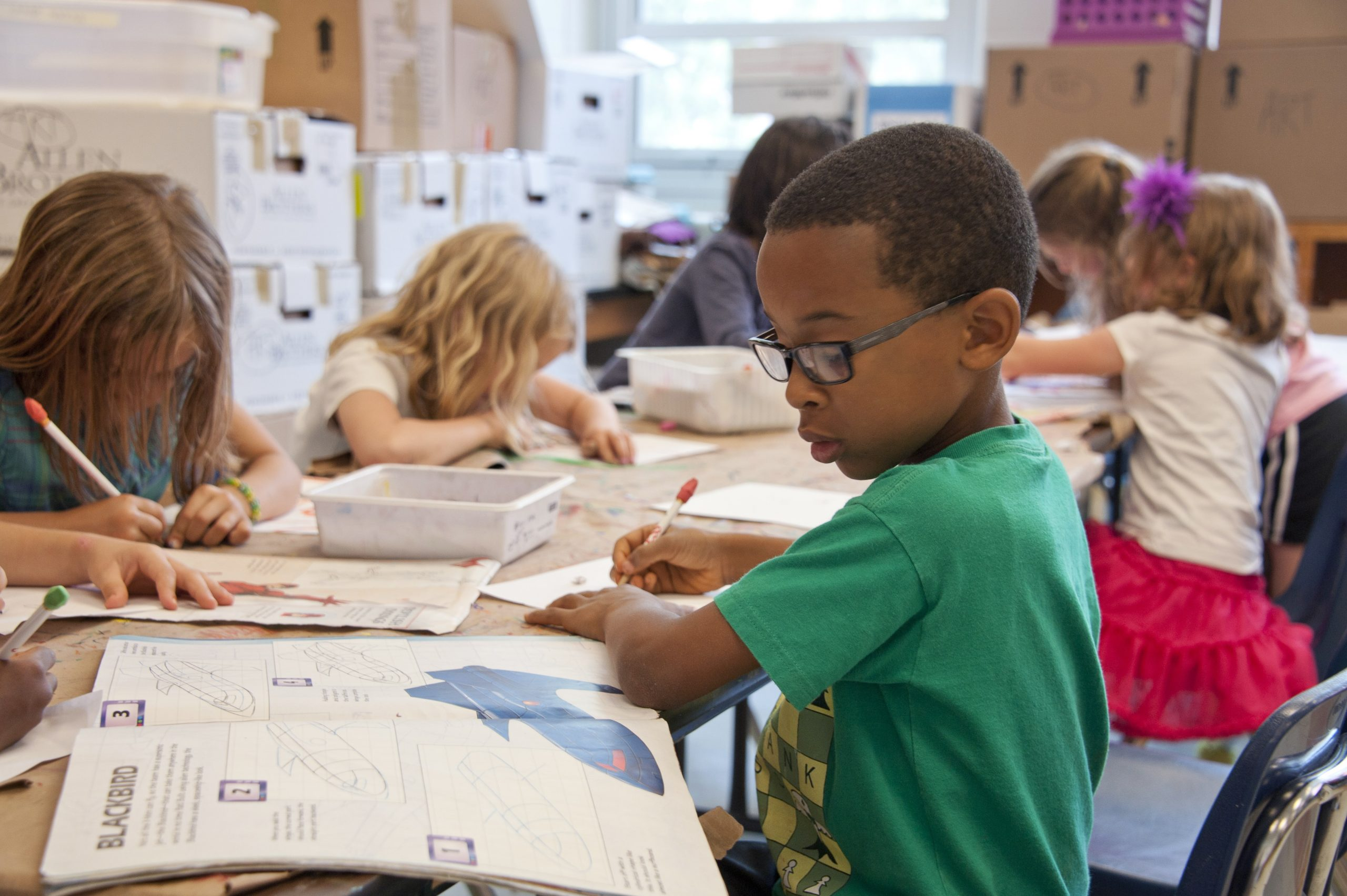 STEM-azing Inspiration Academy